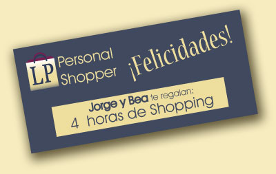 regalo shopper